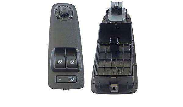 HLY/_Autoparts Interruptor elevalunas el/éctrico para Fiat DUCATO 3 Boxer 3 Jumper 3 Relay 3 Oe 735487423
