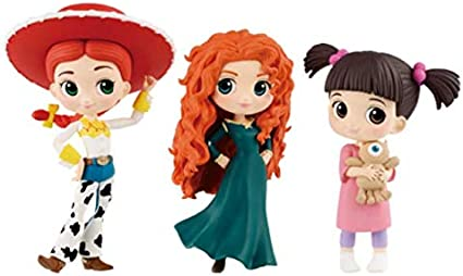 Q posket Disney Characters Normal Color Jessie Toy Story Qposket