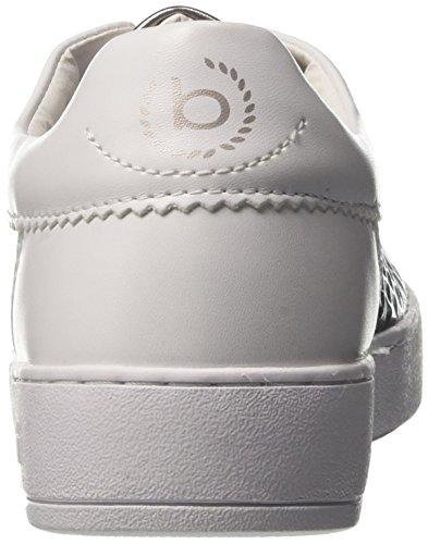 Femme Baskets 422291025059 Blanc Gris Bugatti ETqaxc