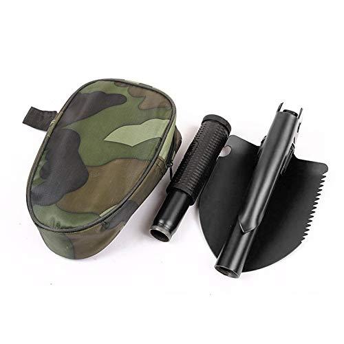 Freeday-uk Militar Plegable de la Pala de múltiples Funciones ...