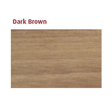 Hannants Dark Brown Soft Wood Wax 500ml