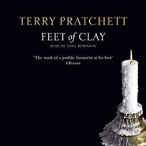Feet of Clay Hörbuch