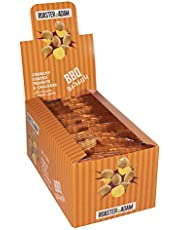 Roaster Adam Crunchy Coated Peanuts and Crackers, BBQ Flavor, 24 X 13g - Pack of 1