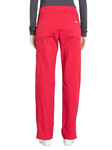 Cherokee Workwear Professionals WW170 Cargo Pant- Red- 2X-Large Tall by Cherokee Workwear Professionals (Image #2)
