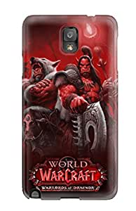 jack mazariego Padilla's Shop Premium Warlords Of Draenor Heavy-duty Protection Case For Galaxy Note 3