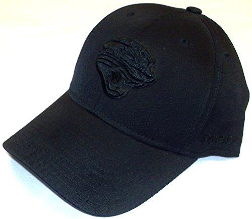 Reebok Jacksonville Jaguars Black Team Logo Structured Hat ()