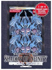 - YuGiOh GX Card Game Shadow of Infinity SE Special Edition Pack