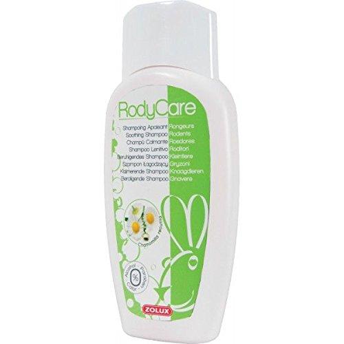 Shampoing Apaisant 200 Ml - Rongeurs - Soin Et Hygiène Zolux