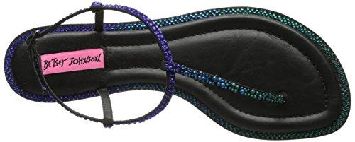 Betsey Johnson Womens Fadeout Blu / Multi