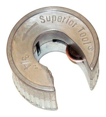 Superior Tool 35034 3/4-Inch QuickCut Easy to Use Tube Cutter