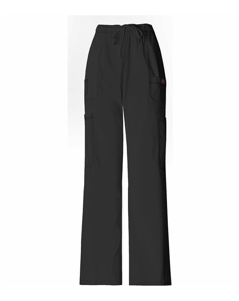 Dickies Gen Flex by Men's Youtility Scrub Pants XXX-Large Tall Dark Pewter