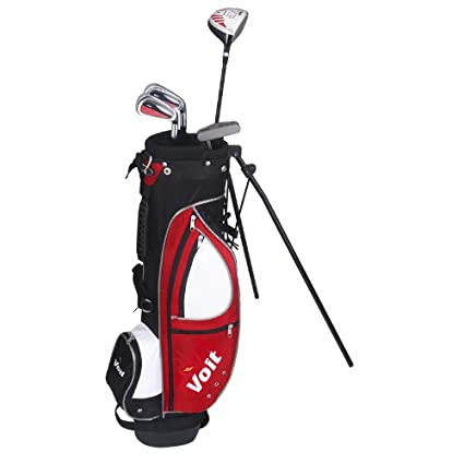 Amazon.com: Voit XP Junior juego de Club de Golf y bolsa de ...