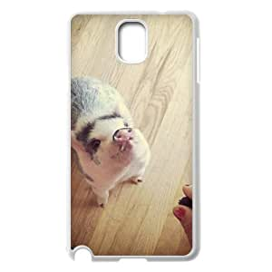 pig Customized Phone Case for Samsung Galaxy Note 3 N9000,diy pig Case