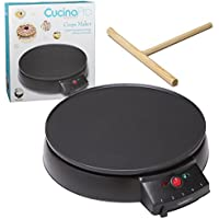 CucinaPro Crepe Maker and Non-Stick 12