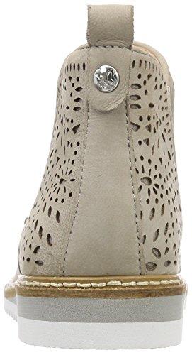 Caprice Damen 25400 Chelsea Boots Grau (grigio Nubuc 204)