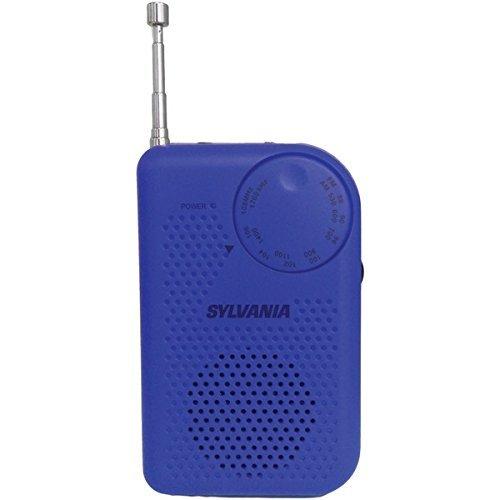 Portable Pocket Radio Built Speaker
