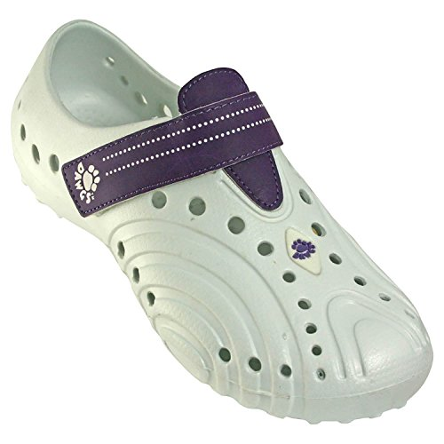 DAWGS Women's Ultralite Spirit, White/Plum, 8 M US from DAWGS