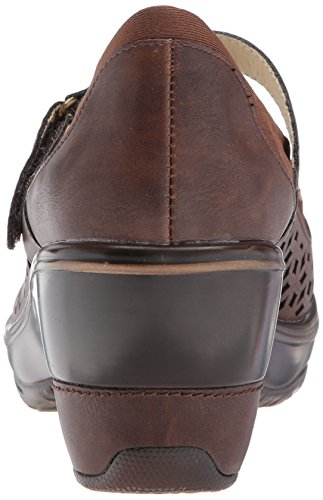Jbu By Jambu Womens Alicante Wedge Pump Brown