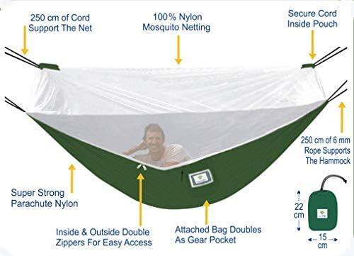 Mosquito Free Hammock Bliss Camping Hammock