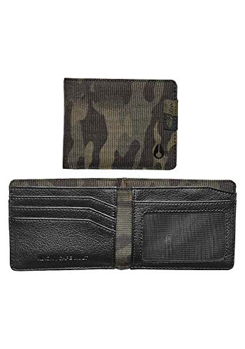 Used, NIXON Cape Multi Wallet-Black Multicam for sale  Delivered anywhere in USA