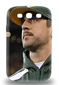 New Super Strong NFL Green Bay Packers Aaron Rodgers #12 Tpu 3D PC Case Cover For Galaxy S3 ( Custom Picture iPhone 6, iPhone 6 PLUS, iPhone 5, iPhone 5S, iPhone 5C, iPhone 4, iPhone 4S,Galaxy S6,Galaxy S5,Galaxy S4,Galaxy S3,Note 3,iPad Mini-Mini 2,iPad Air )