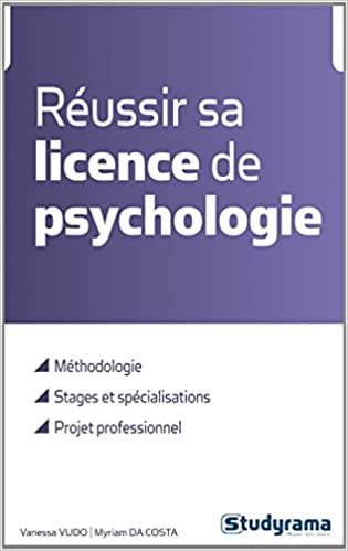 En ligne téléchargement gratuit Réussir sa licence de psychologie pdf, epub ebook