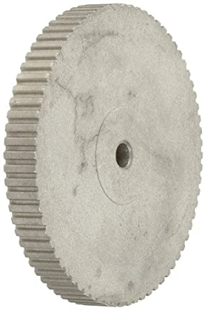 """Martin D-1 and D-2 Type Timing Pulley, 1/5"""" Pitch, Extra Light, 1/4 And 3/8"""" Wide Belts, 0.3125"""" Bore, Flangeless"""