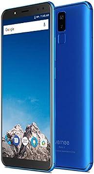 Vernee X - FHD de 5,99 Pulgadas (relación 18: 9) Smartphone ...