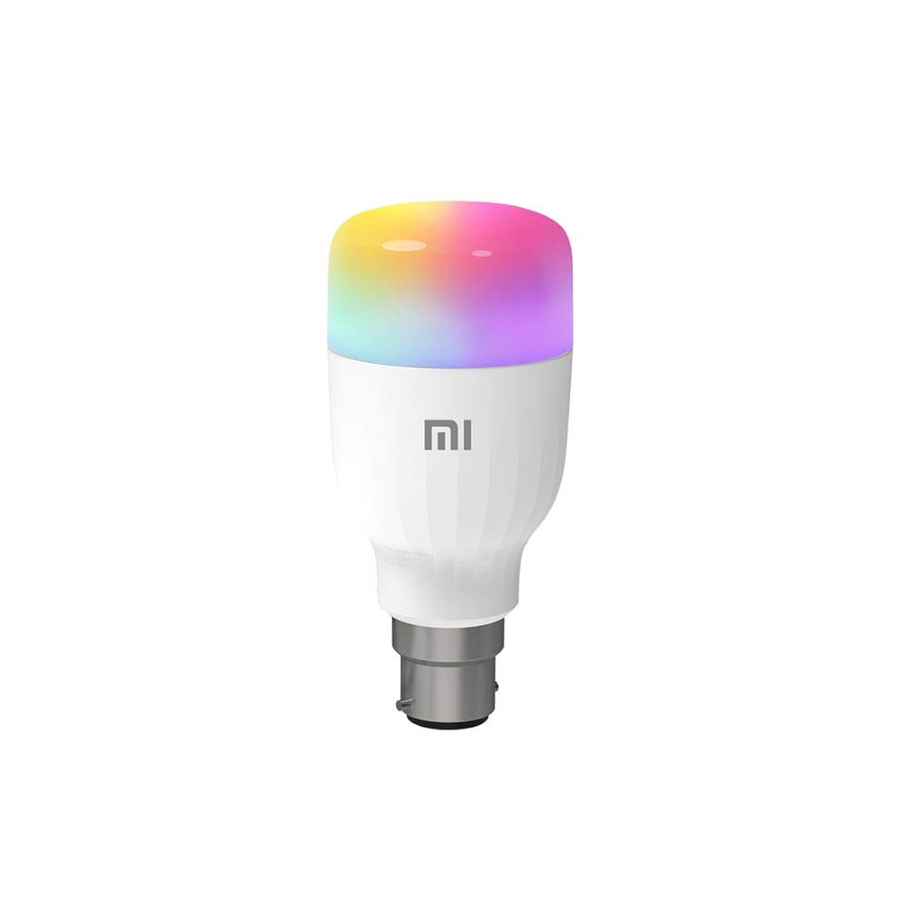 [Apply coupon] Mi LED Smart Color Bulb (B22) - (16 Million Colors + 11 Years Long Life + Compatible with Amazon Alexa and Google Assistant)
