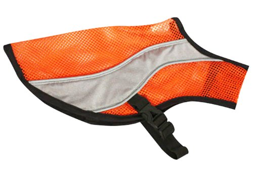 CANINE FRIENDLY High Visibility Dog Vest, Large
