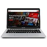 "Notebook Positivo Motion C4500AI, Intel Celeron Dual Core, 4GB RAM, 500GB, tela 14"" LCD, Linux"