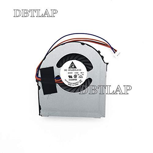 DBTLAP CPU Cooling Fan for Lenovo ThinkPad T420 T420i 04W0409 04W0627 0B46252 Laptop Fan