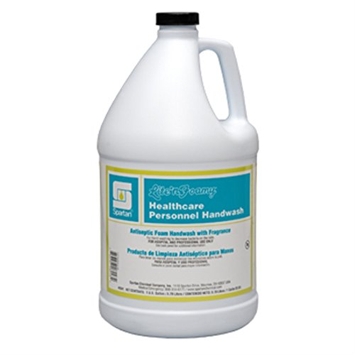 Spartan Lite'n Foamy Healthcare Personnel Handwash, 3341-1, - Hand Wash Health Care Personnel