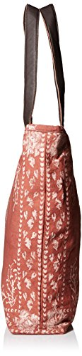 'ale By Alessandra Women's Follow Your Heart Fully Lined Bag Terra Cotta One Size Ale By Alessandra Womens Accessories