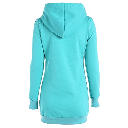 Loose Pullover Tops Fashion Women T Shirt Long Sleeve Blouse by SERYU (Image #1)
