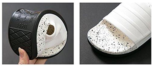 Tellw Antiscivolo Uomo Blu Spesso Coperta Per Pantofole Donna Bagno Da Estate Fondo Casa wTUwEqH
