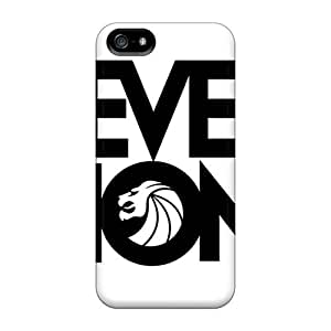 Iphone 5/5s OoO4550oujV Provide Private Custom Vivid Avenged Sevenfold Pictures Shock Absorbent Cell-phone Hard Covers -AaronBlanchette