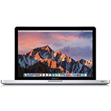 """Apple MacBook Pro 15"""" 2.0GHz Quad Core i7, 16GB Memory, 256GB Solid State Drive, MacOS 10.12 Sierra"""