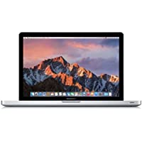 Apple MacBook Pro 15 Laptop Intel Quad Core i7 2.0GHz (MC721LL/A), 16GB Memory, 1TB SSHD (Solid State Hybrid) Drive, Thunderbolt (Certified Refurbished)