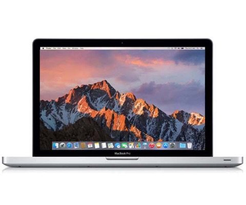 Apple MacBook Pro 15″ Laptop Intel Quad Core i7 2.0GHz (MC721LL/A), 16GB Memory, 1TB SSHD (Solid State Hybrid) Drive, Thunderbolt (Certified Refurbished)