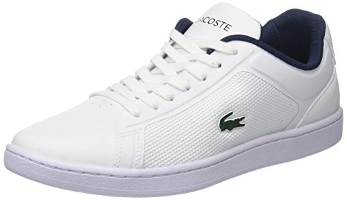 Lacoste Ladies Endliner 118 1 Spw Sneaker White (wht / Nvy)