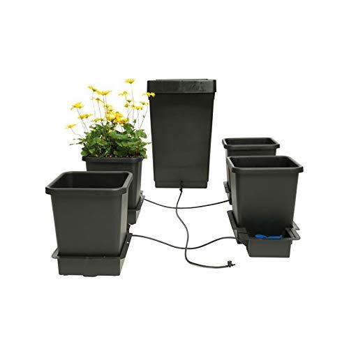 Auto pot-4pots(オートポット 4鉢セット) B07L4F8DVV