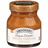Smucker's Simple Delight Salted Caramel Topping (Pack of 36)