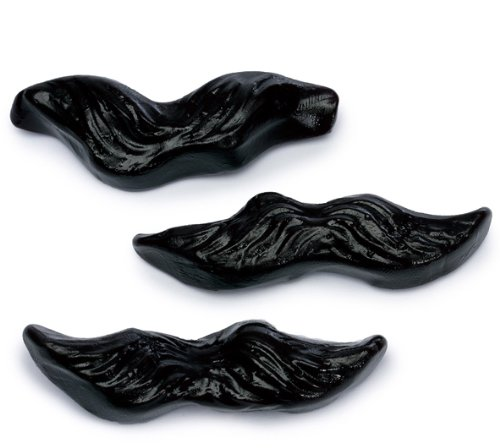 Gummy Mustaches 1 lbs