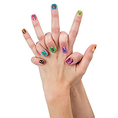 ALEX Spa Ultimate Sketch It Nail Pens Party: Toys & Games