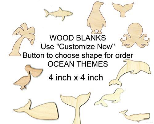 wood animal shapes - 5
