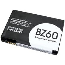 BZ60 Battery for Motorola V6 Maxx V3xx [Wireless Phone Accessory]