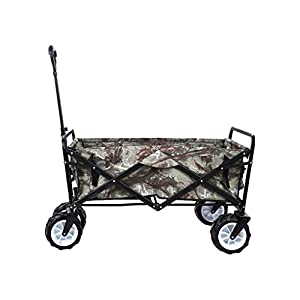 YD Pet Travel Carrier Pet Trolley Multifunctional Folding Four-wheeled Pet Stroller Large Dog Cart Pet Scooter Camping… Click on image for further info.