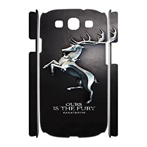 Samsung Galaxy S3 I9300 Phone Case Game of Thrones F5F6942