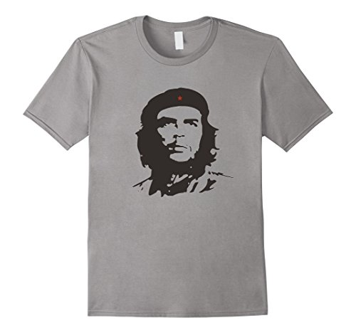 Mens Che Guevara Face Rebel Revolution T-Shirt 2XL ()